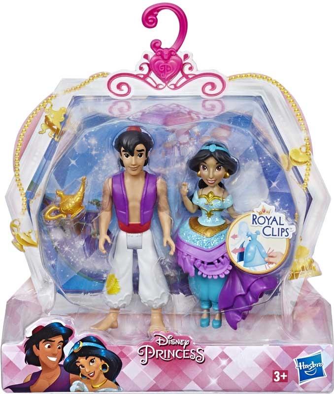 Disney Princess Small Doll Princess And Prince Ast Wholesale