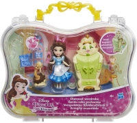 Wholesalers of Disney Princess Small Doll Story Moments Belle toys image