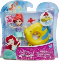 Wholesalers of Disney Princess Small Doll Water Play Asst toys image