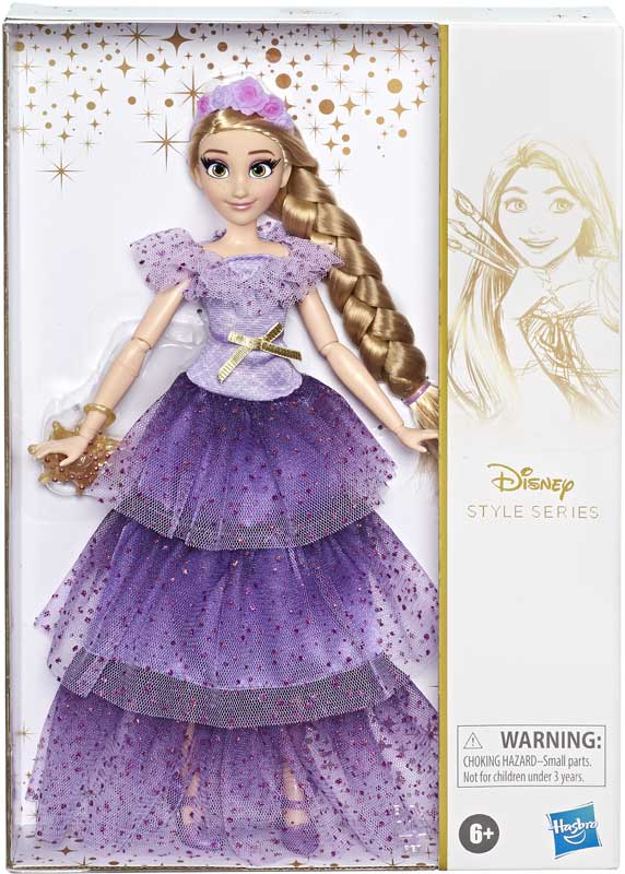 Wholesalers of Disney Princess Style Series Rapunzel toys
