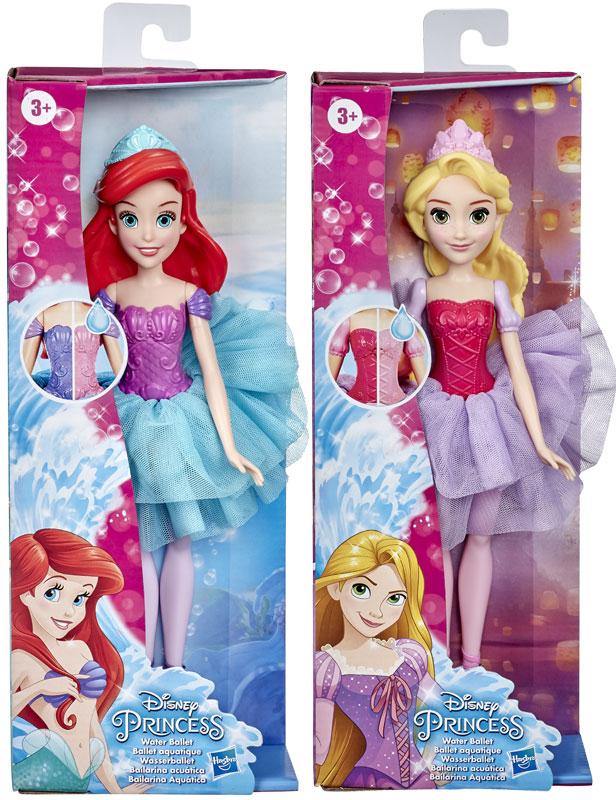 Wholesalers of Disney Princess Water Ballet Ast toys