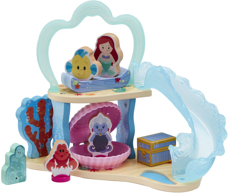 Wholesalers of Disney Princess Wooden Ariels Undersea Grotto toys