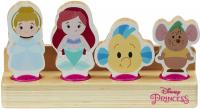 Wholesalers of Disney Princess Wooden Princess 4-figure Set toys image 3