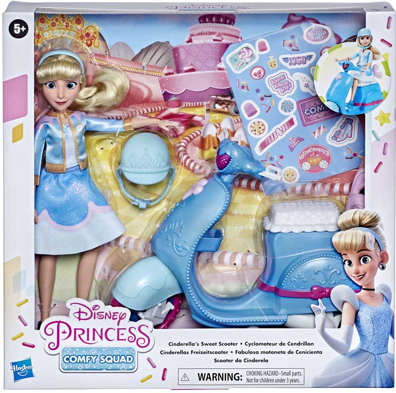 Wholesalers of Disney Priness Comfy Cinderella Sweet Scooter toys