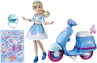Wholesalers of Disney Priness Comfy Cinderella Sweet Scooter toys image 2