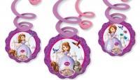 Wholesalers of Disney Sofia Swirl Decoration toys image