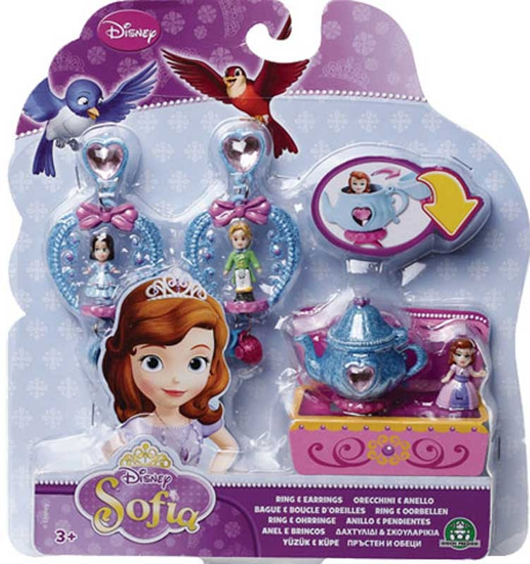 Wholesalers of Disney Sofia The First Ring And Earings toys