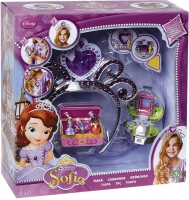 Wholesalers of Disney Sofia The First Tiara Playset toys image