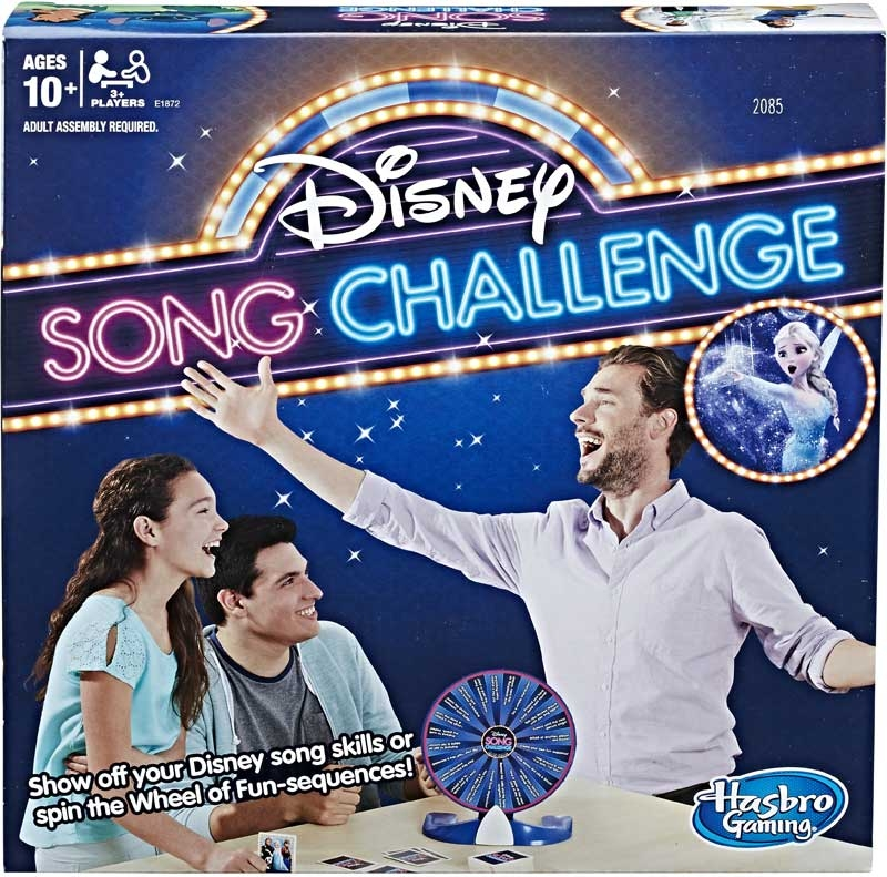 Wholesalers of Disney Song Challenge toys