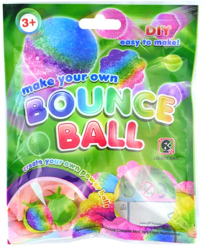 Wholesalers of Diy 6pc Bounce Set toys