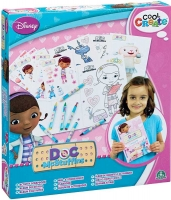 Wholesalers of Doc Mcstuffins Activity Scrapbook toys image