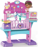 Wholesalers of Doc Mcstuffins Baby All In One Nursery toys image 2