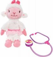 Wholesalers of Doc Mcstuffins Hearts A Glow Plush Asst toys image 2
