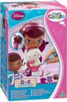 Wholesalers of Doc Mcstuffins Paint Your Own Moneybox toys image