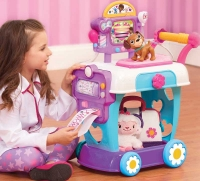 Wholesalers of Doc Mcstuffins Toy Hospital Care Cart toys image 6