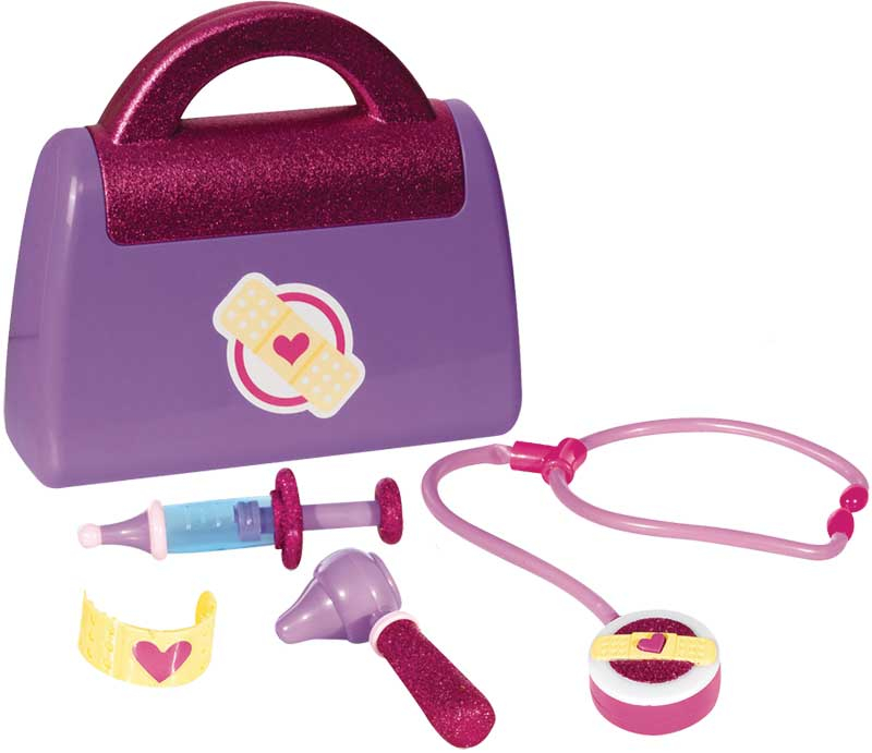 Wholesalers of Doc Mcstuffins Toy Hospital Doctors Bag Set toys