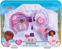 Wholesalers of Doc Mcstuffins Toy Hospital Doctors Dress Up Set toys image
