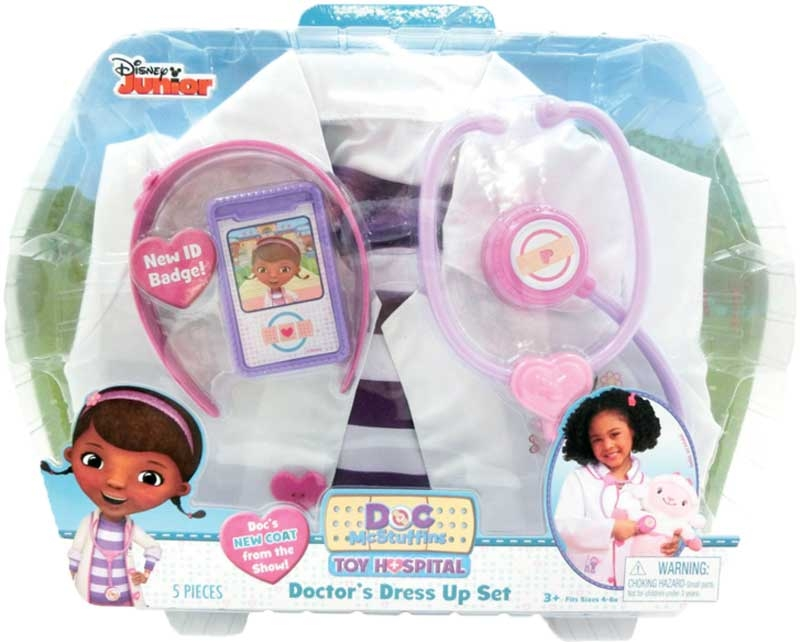 Wholesalers of Doc Mcstuffins Toy Hospital Role Play Set toys