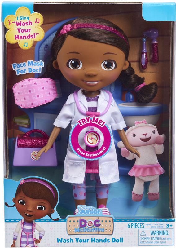 Wholesalers of Doc Mcstuffins Wash Your Hands Doc Doll toys