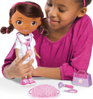 Wholesalers of Doc Mcstuffins Wash Your Hands Doc Doll toys image 4