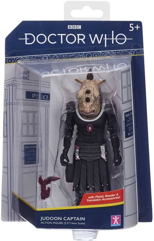 Wholesalers of Doctor Who Judoon Captain 5 Inch Action Figure toys