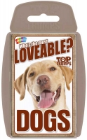 Wholesalers of Top Trumps - Dogs toys image