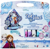 Wholesalers of Dohvinci Disney Frozen Door Design Kit toys image
