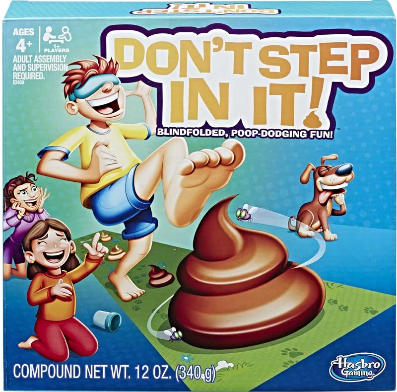 Wholesalers of Dont Step In It toys