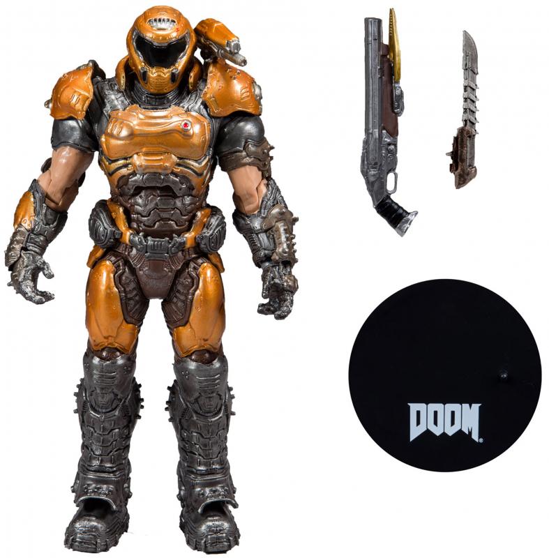Wholesalers of Doom W2 7 Inch Doom Slayer - Phobos toys