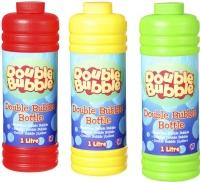Wholesalers of Double Bubble Bottle - Bubble Soloution 1l toys image 2