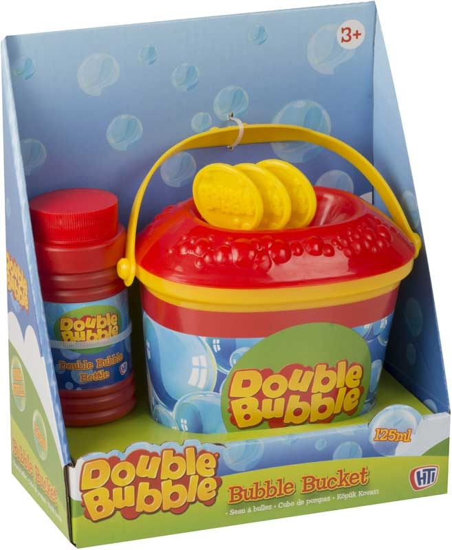 Wholesalers of Double Bubble Bubble Bucket toys