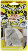 Wholesalers of Dr.crapalot Teabags toys image