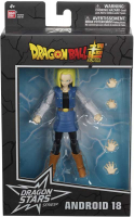 Wholesalers of Dragon Ball Android 18 toys image
