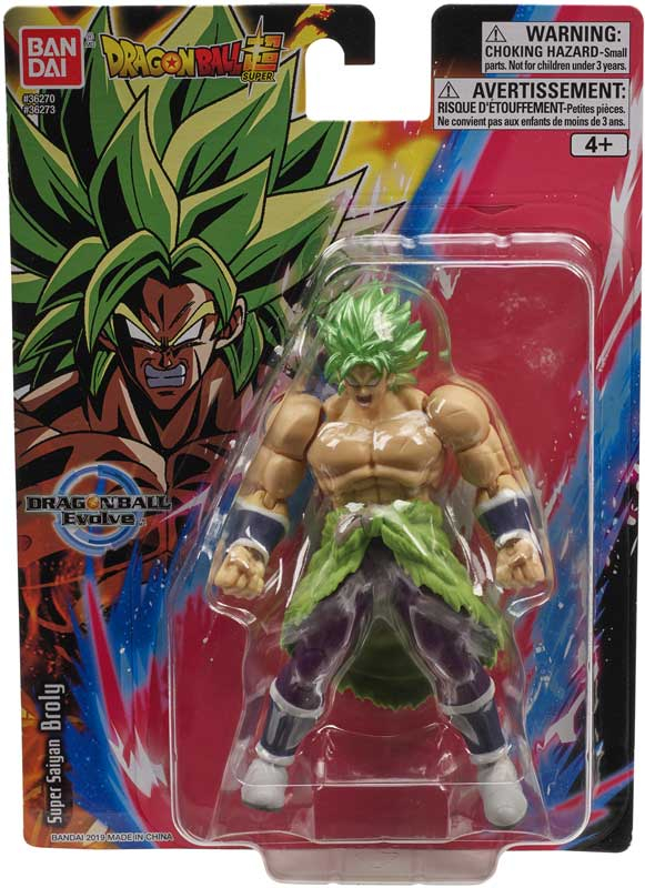 Wholesalers of Dragon Ball Db Evolve Action Figures Asst toys