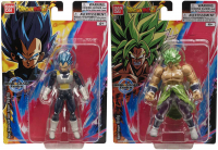 Wholesalers of Dragon Ball Db Evolve Action Figures Asst toys image