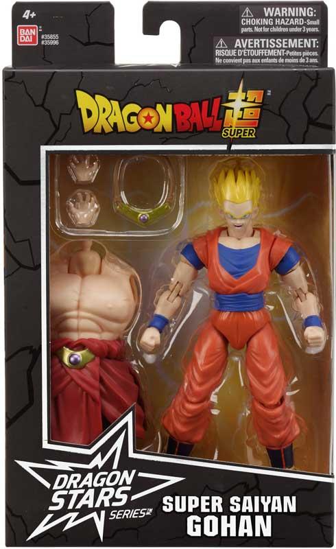 Wholesalers of Dragon Ball Dragon Stars Super Saiya Gohan toys