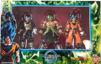 Wholesalers of Dragon Ball Evolve Action Figures Triple Pack toys image