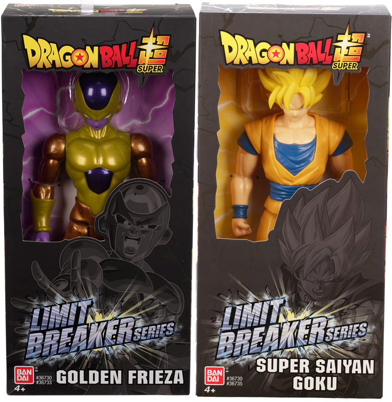 Wholesalers of Dragon Ball Limit Breaker 30cm Figure Asst toys