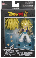 Wholesalers of Dragon Ball Stars Posable Figure Asst toys image