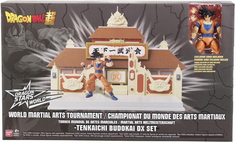Wholesalers of Dragon Ball Tenkaichi Budokai And Figure toys