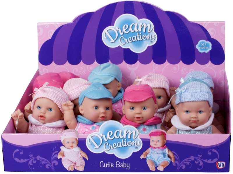 Wholesalers of Dream Creations Cutie Baby toys