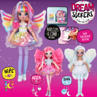 Wholesalers of Dream Seekers Doll 3 Asst toys image 2