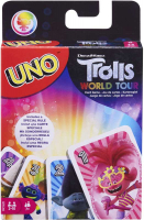 Wholesalers of Dreamworks Trolls World Tour Uno toys image
