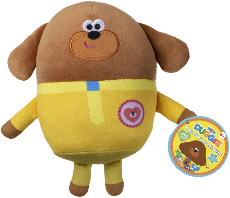 Wholesalers of Duggee Hug Squashy Soft Toy toys
