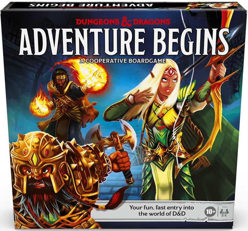 Wholesalers of Dungeons And Dragons Adventure Begins toys