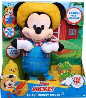 Wholesalers of E-i-oh! Mickey Mouse Feature Plush toys Tmb