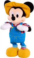 Wholesalers of E-i-oh! Mickey Mouse Feature Plush toys image 2