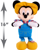 Wholesalers of E-i-oh! Mickey Mouse Feature Plush toys image 3