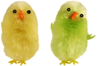 Wholesalers of Easter Chicks Multi Colour 4cm Pk4 toys image 3