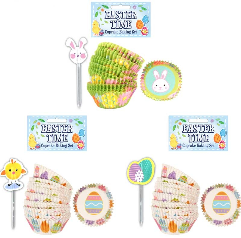 Wholesalers of Easter Cupcake Baking Set toys